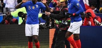 Samuel Umtiti, performanță senzațională la naționala Franței. A bătut un record neatins de 10 ani