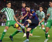 Betis – Barcelona 1-4. Hat-trick Lionel Messi! Execuții de pus în ramă ale argentinianului