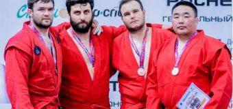 Sportiv din R. Moldova – pe locul 2 la Cupa Mondială de sambo