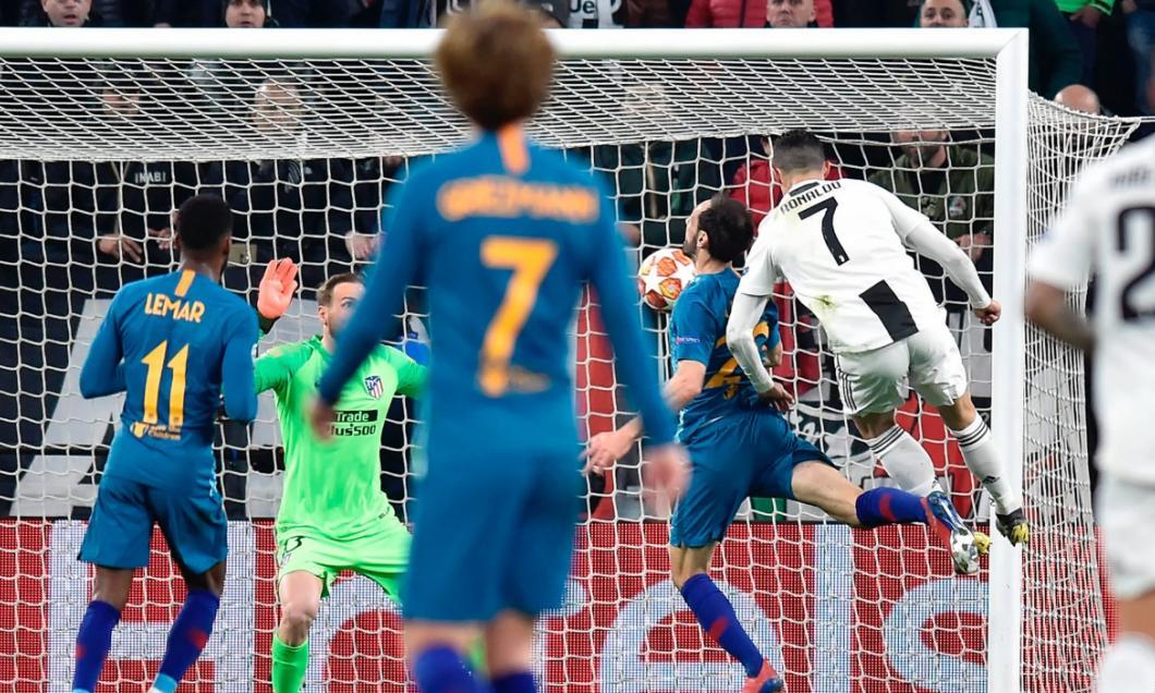 Juventus – Atletico Madrid 3-0. Seară istorică pentru Ronaldo