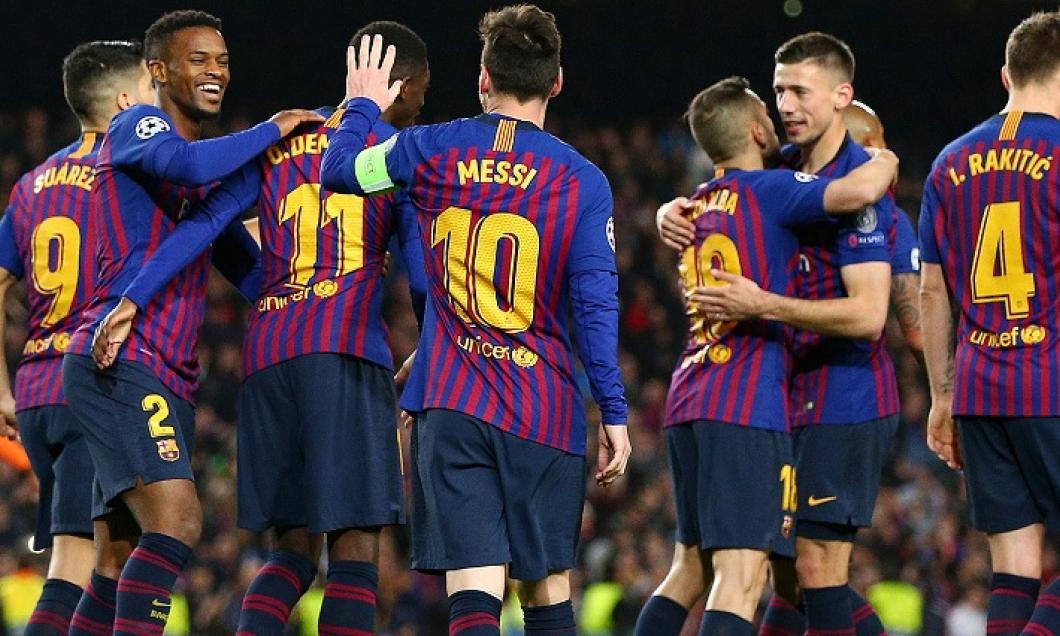 Barcelona a bătut un record istoric după victoria categorică împotriva lui Lyon