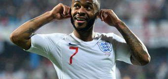 Rasism la meciul Muntenegru-Anglia 1:5. Gestul lui Sterling către muntenegreni