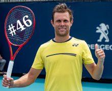Radu Albot s-a calificat pe tabloul principal la turneul din Miami