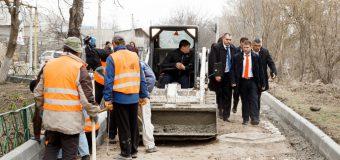 """Primăria Orhei: """"Continuă modernizarea capitală a curților de bloc"""""""