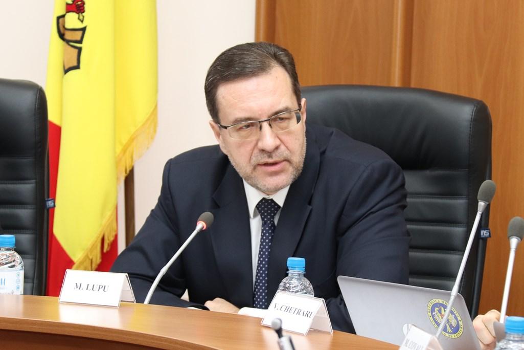 Auditul rapoartelor financiare ale Curții Constituționale