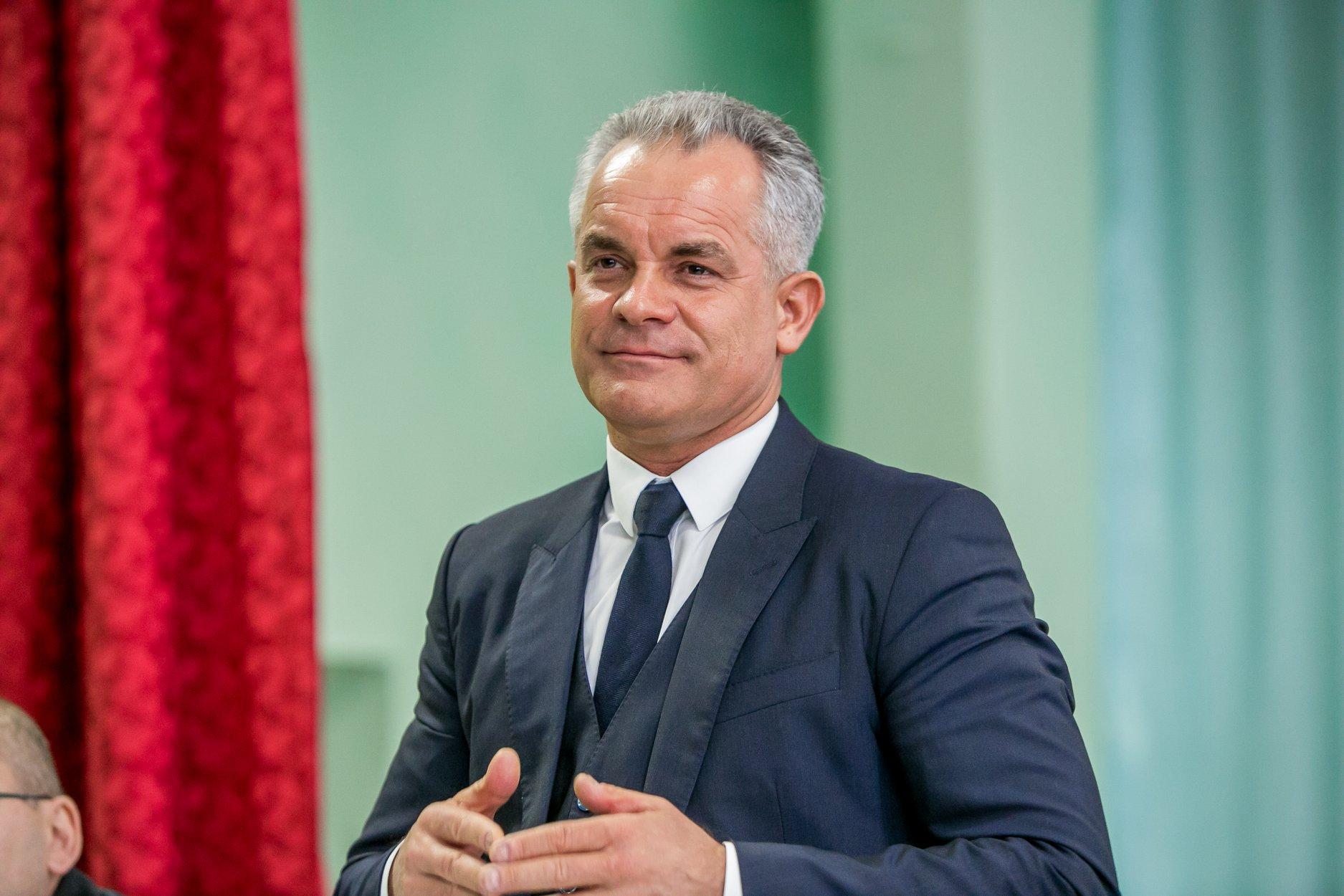 Judecătoria Chișinău a emis un mandat de arestare pentru 30 de zile pe numele lui Vladimir Plahotniuc
