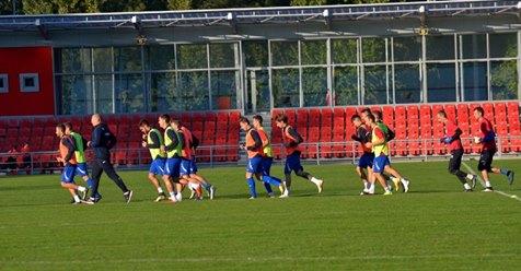 Alexandru Spiridon a anunțat lotul pentru meciurile cu Franța și Turcia