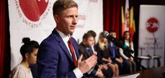 """Declarație: """"Curentul unionist din Basarabia, în urma acestor alegeri, are două căi posibile…"""""""
