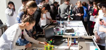 Un Centru Național de Inovații Digitale în Educație a fost lansat astăzi la Chișinău (FOTO)