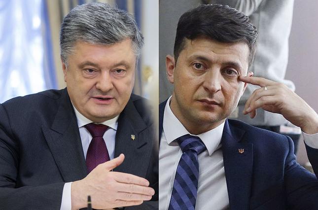 Alegeri în Ucraina: Confruntarea între Poroşenko și Zelenski va avea loc pe Stadionul Olimpic din Kiev