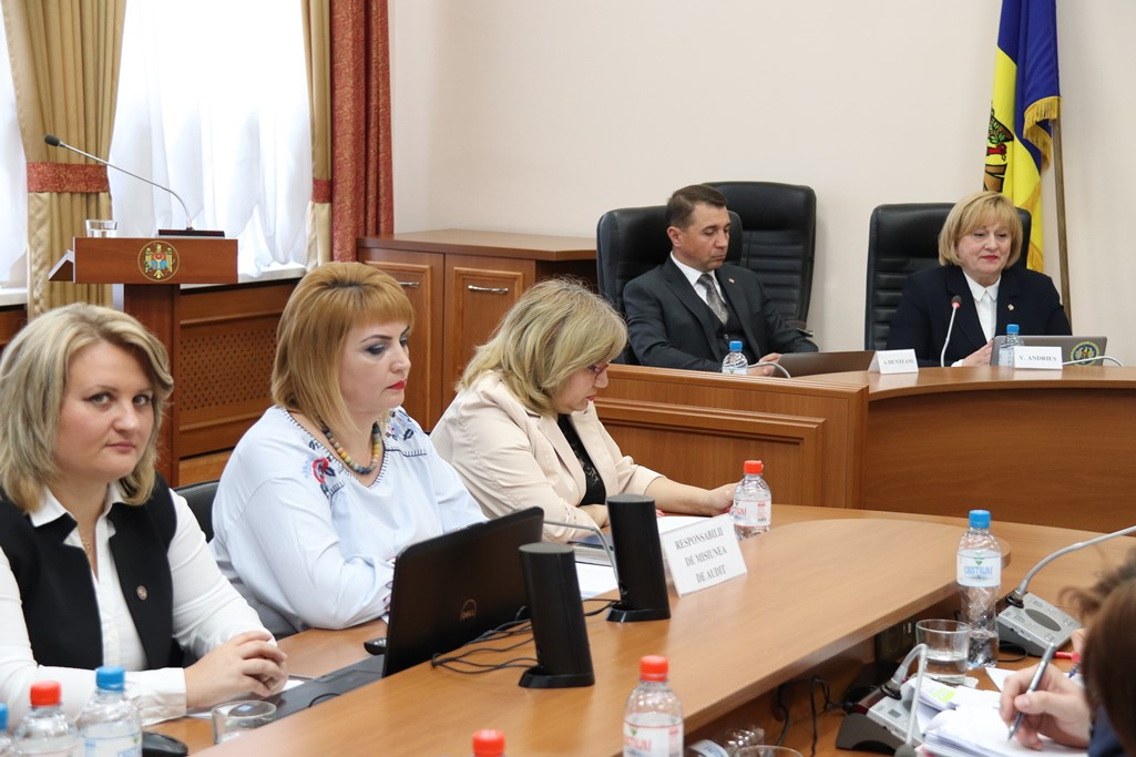 Auditul de performanță privind gestionarea mijloacelor de către Fondul de Dezvoltare Durabilă Moldova