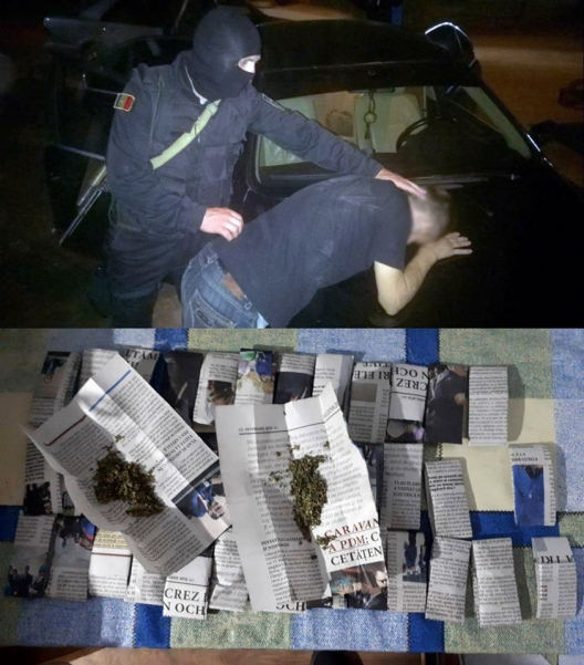 Un grup de persoane – reținut pentru realizarea și comercializarea drogurilor
