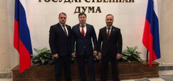 Un socialist, despre vizita deputaților PSRM – la Moscova