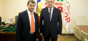 Ilan Șor a avut o întrevedere cu ambasadorul Rusiei la Chișinău