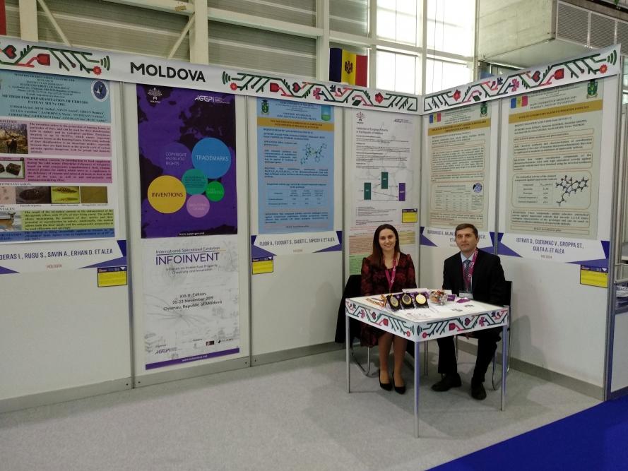 Republica Moldova participă la Salonul Internațional de Invenții de la Geneva