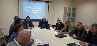 """""""Cercetarea accidentelor de muncă și consecințele acestora"""" – seminar pentru inspectorii ANSA"""