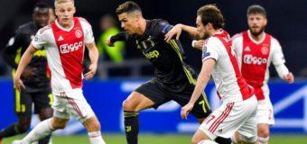 Ajax – Juventus 1-1. Ronaldo a ajuns la al 125-lea gol în Champions League