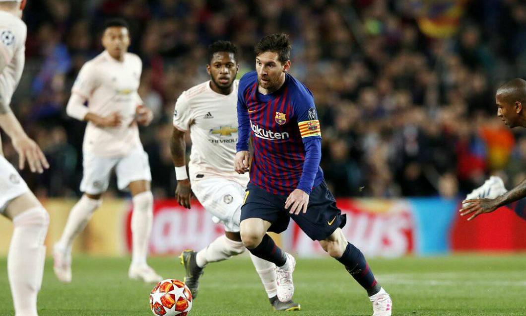 """Barcelona – United 3-0. Messi: """"Ştim cum se joacă în Liga Campionilor şi cum poţi fi eliminat"""""""