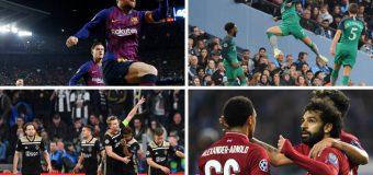 Barcelona – Liverpool și Tottenham – Ajax sunt semifinalele UEFA Champions League! Programul meciurilor
