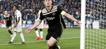 Juventus – Ajax 1-2. Nebunie totală la Torino. După Real Madrid, olandezii au mai făcut o victimă și sunt în semifinale