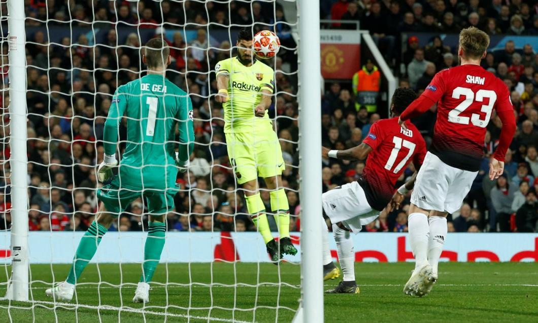 Manchester United – Barcelona 0-1. Catalanii, cu un pas în semifinale