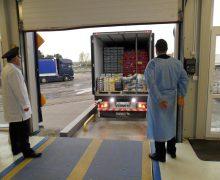 Posturile ANSA de inspecție la frontieră își intensifică activitatea