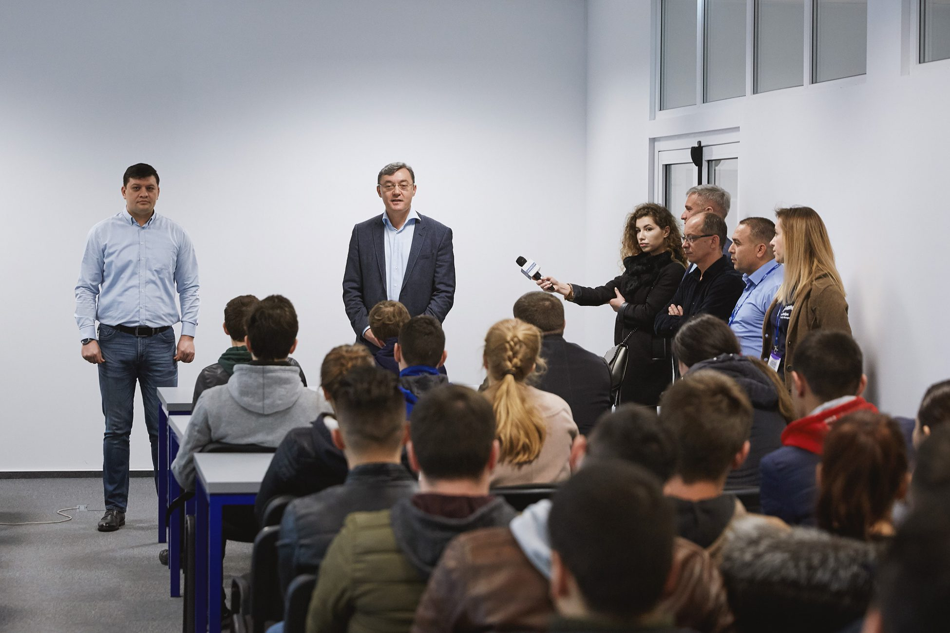 (INTERVIU) Igor Corman: Vom continua să oferim condiţii de muncă bune şi salarii motivante oamenilor