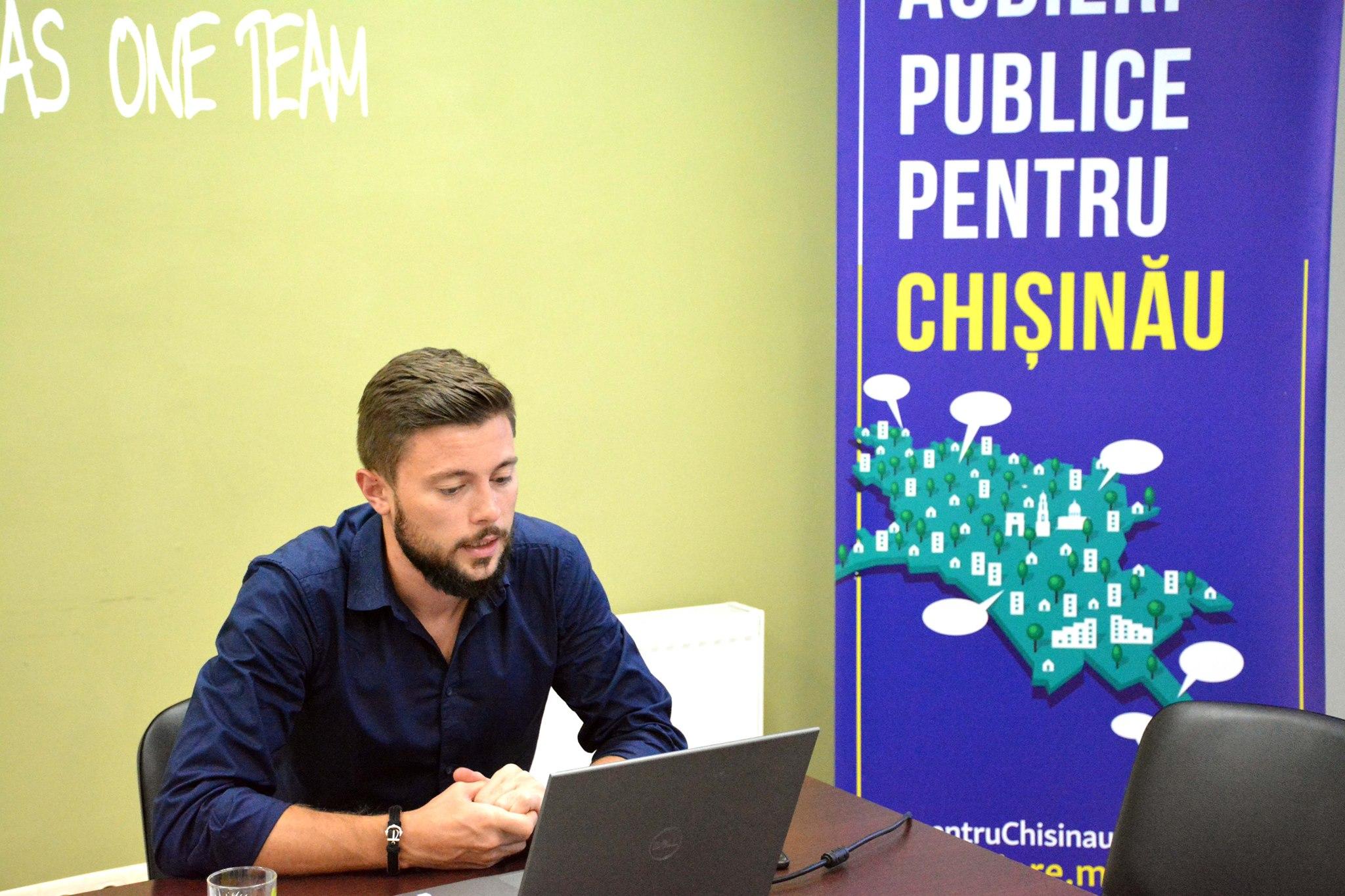 """Propunerile unui activist cu privire la cele mai importante străzi din Chișinău: """"Asta va stimula oamenii să …"""""""