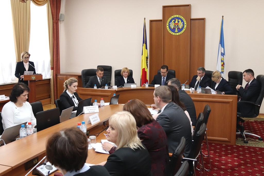 Auditul rapoartelor financiare consolidate ale Ministerului Finanțelor