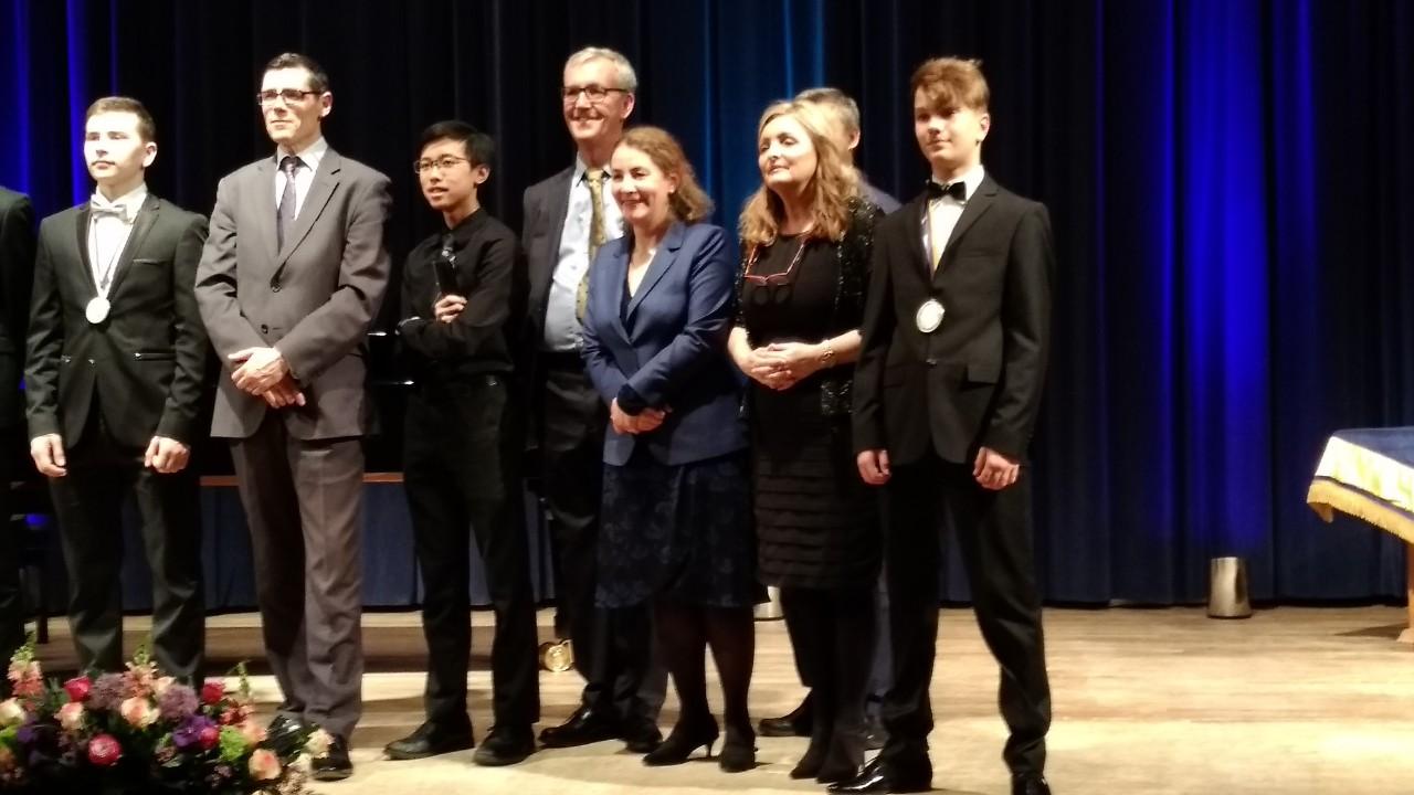 4 elevi din Republica Moldova au câștigat premii la un prestigios concurs internațional