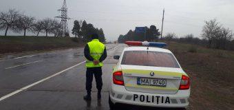 """Poliția comunică despre situația drumurilor din țară, la această oră: """"În unele regiuni ale țării…"""""""