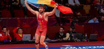 Luptătorul de stil greco-roman din R. Moldova – campion european