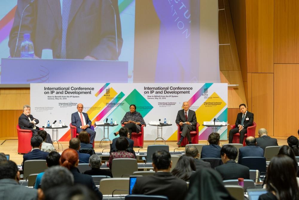 Proprietatea intelectuală și dezvoltarea ei – pe agenda OMPI