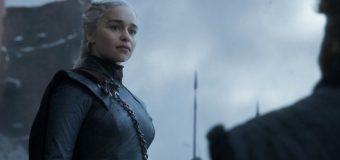 """Reacția actriței Emilia Clarke, după difuzarea finalului din Game of Thrones: """"A fost un chin să citesc scenariul"""""""