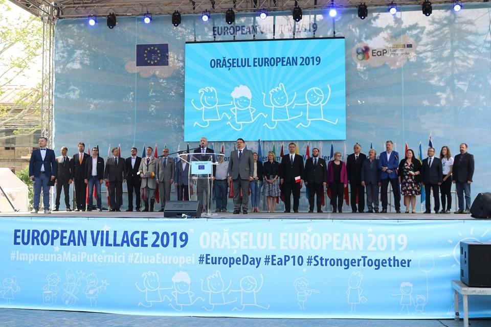 Domeniul proprietății intelectuale – promovat în cadrul Zilei Europei la Chișinău