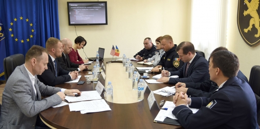 O delegație a Departamentului de Energie din SUA a efectuat o vizită la IGP