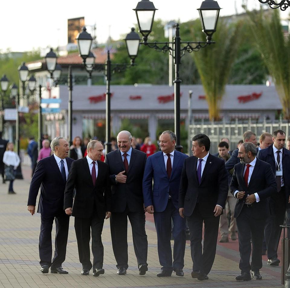 Președintele Republicii Moldova întreprinde o vizită de lucru de două zile în capitala Kazahstanului