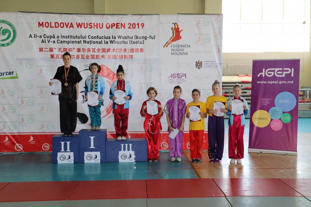 Al V-lea Campionat Național de Wushu. AGEPI – partener