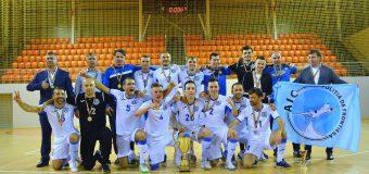 Dinamo Chișinău – campioana Moldovei la futsal