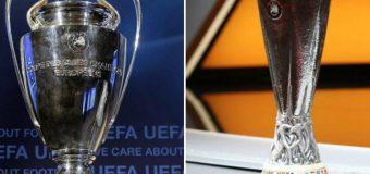 Premieră istorică. Toate finalistele din Liga Campionilor și Europa League sunt dintr-o țară