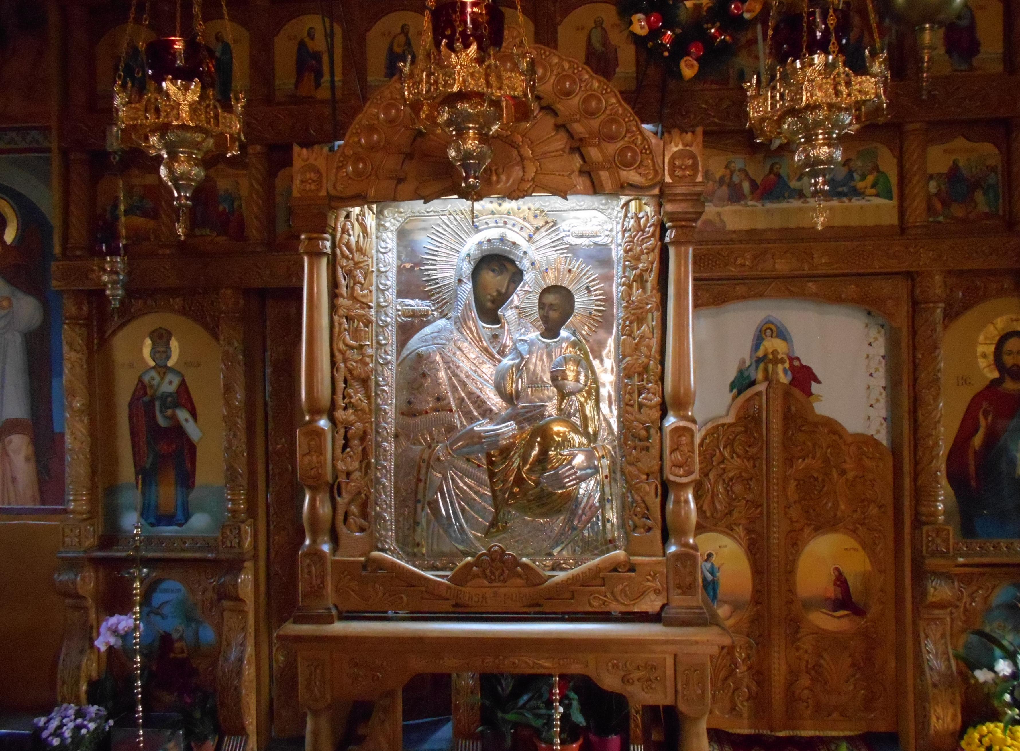 Furt în proporţie deosebit de mare la o mănăstire din raionul Drochia