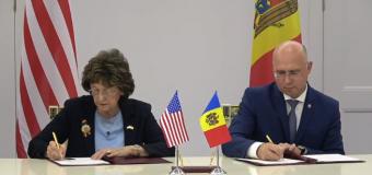 Republica Moldova și Carolina de Nord au semnat un Memorandum