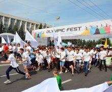 Olympic Fest 2019 – la Chișinău. Amatorii sportului sunt așteptați la eveniment