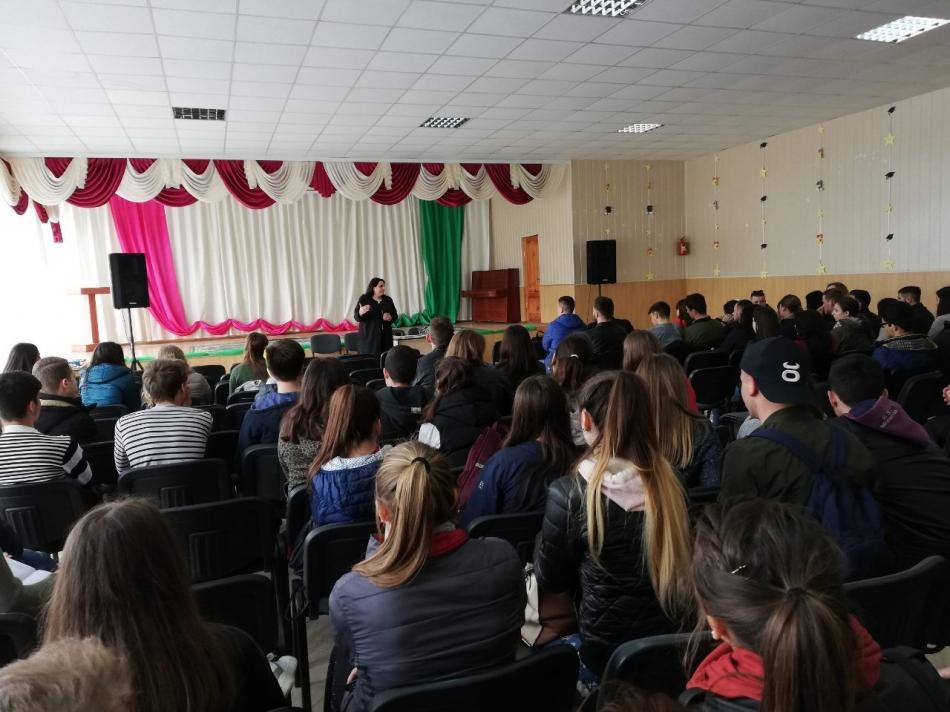 CNA a încheiat campania de informare, din liceele din Chișinău. Bilanţul în cifre!