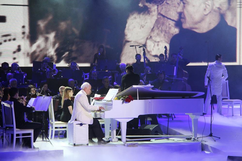 La Chișinău a avut loc un concert-meditație dedicat maestrului Eugen Doga