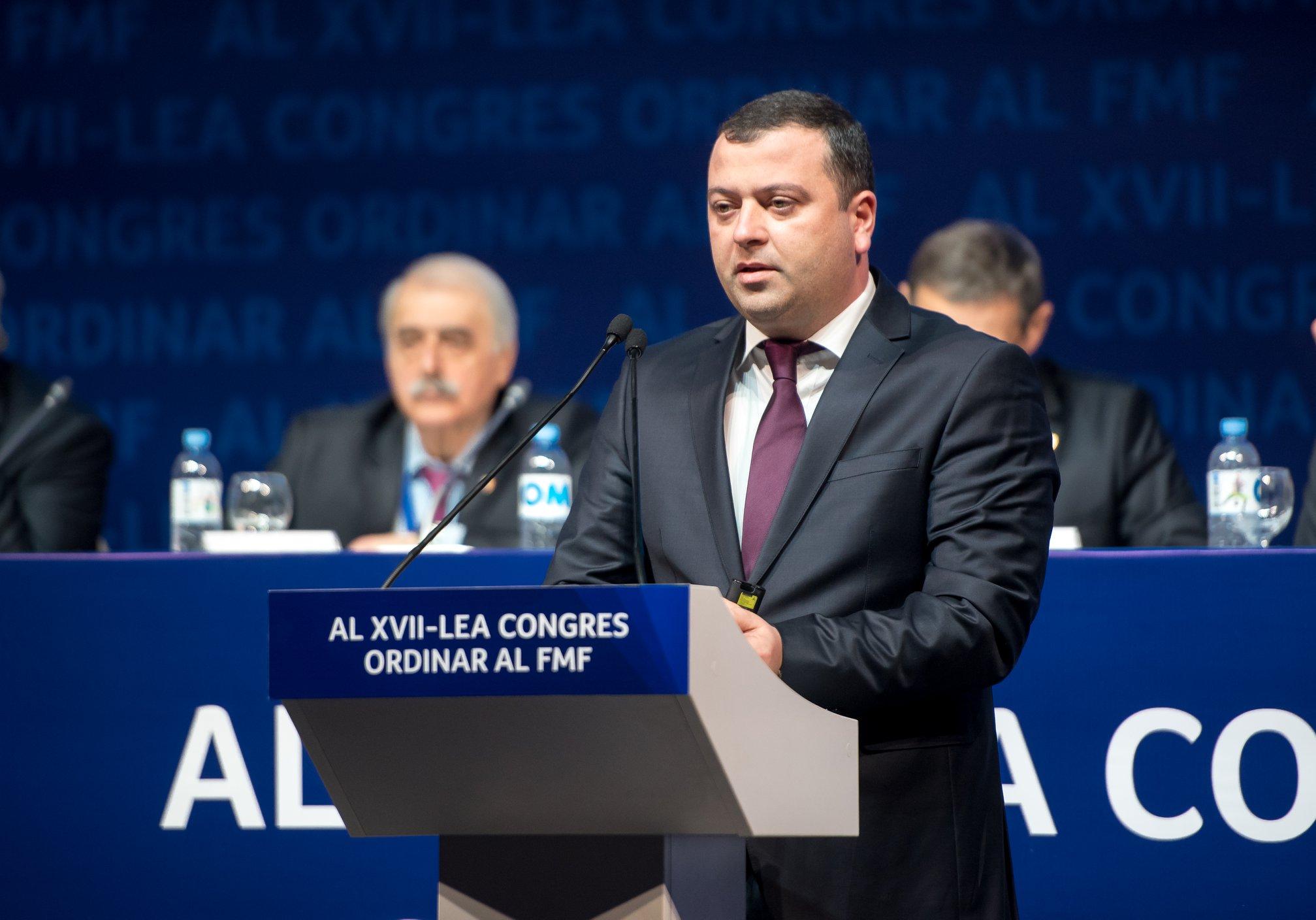 Votat! FMF are un nou președinte