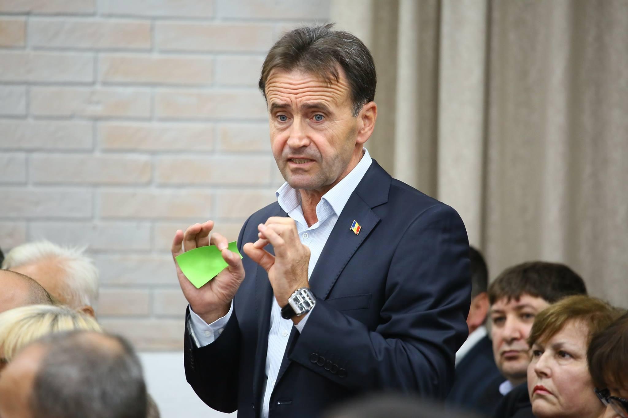 Ex-deputat: Ceea ce se întâmplă în Chișinău, lasă mult de dorit…