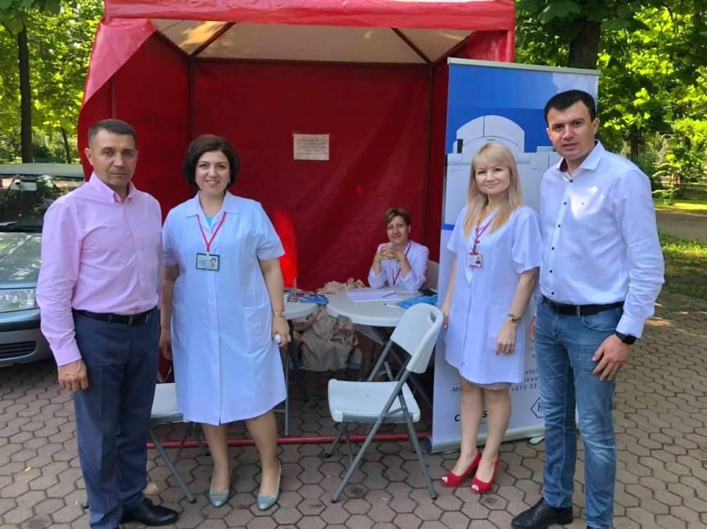 Curtea de Conturi se alătură Campaniei naționale de promovare și donare voluntară a sângelui
