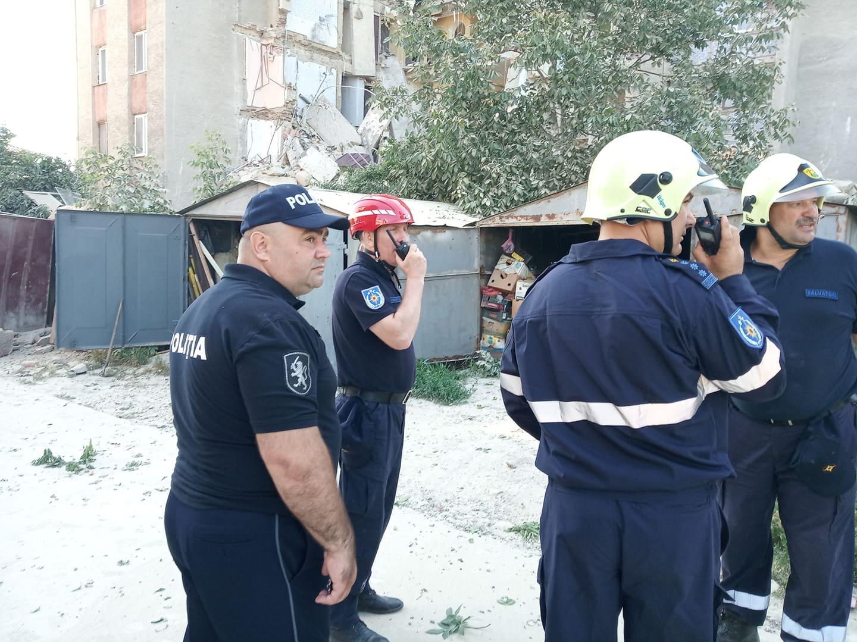 """Noi detalii privind blocul dărâmat de la Otaci: """"Se pregătește terenul pentru demolare"""""""