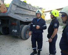 Bunurile mai multor persoane din blocul avariat de la Otaci – evacuate (VIDEO)